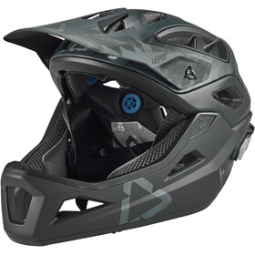 Leatt DBX 3.0 Enduro Helmet, black